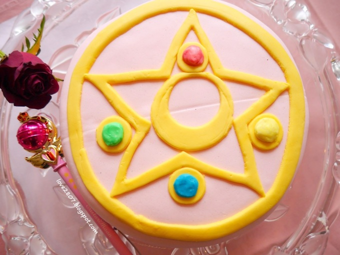 Sailor Moon Cake (5)